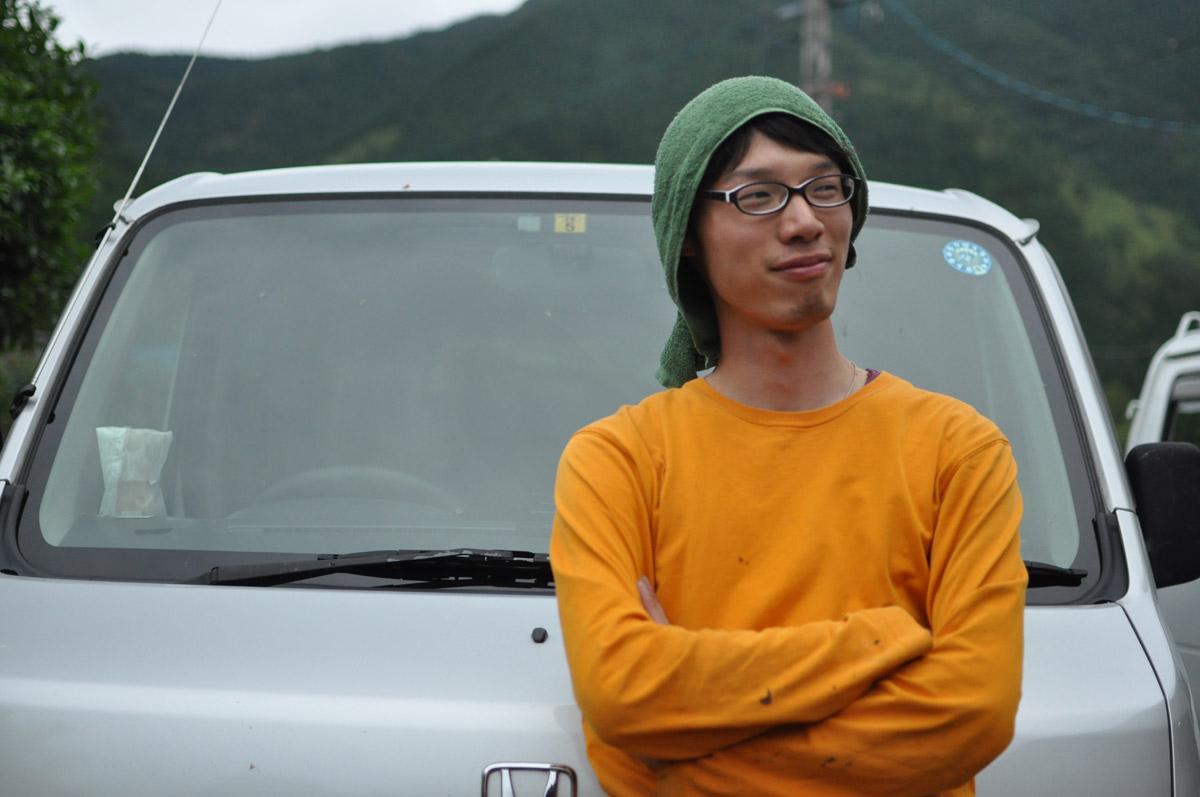 田舎暮らし|移住者のリアルボイス|藤井ポートレイト