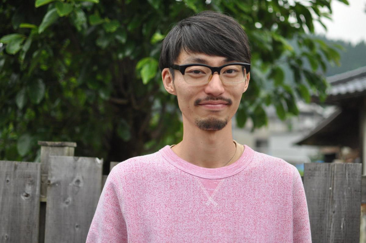 田舎暮らし|移住者のリアルボイス|鈴木宏平|ポートレート