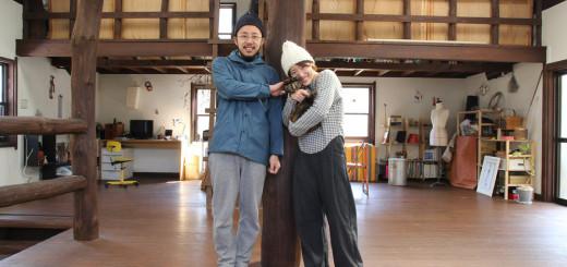 田舎暮らし|移住者のリアルボイス|福井夫妻ポートレート