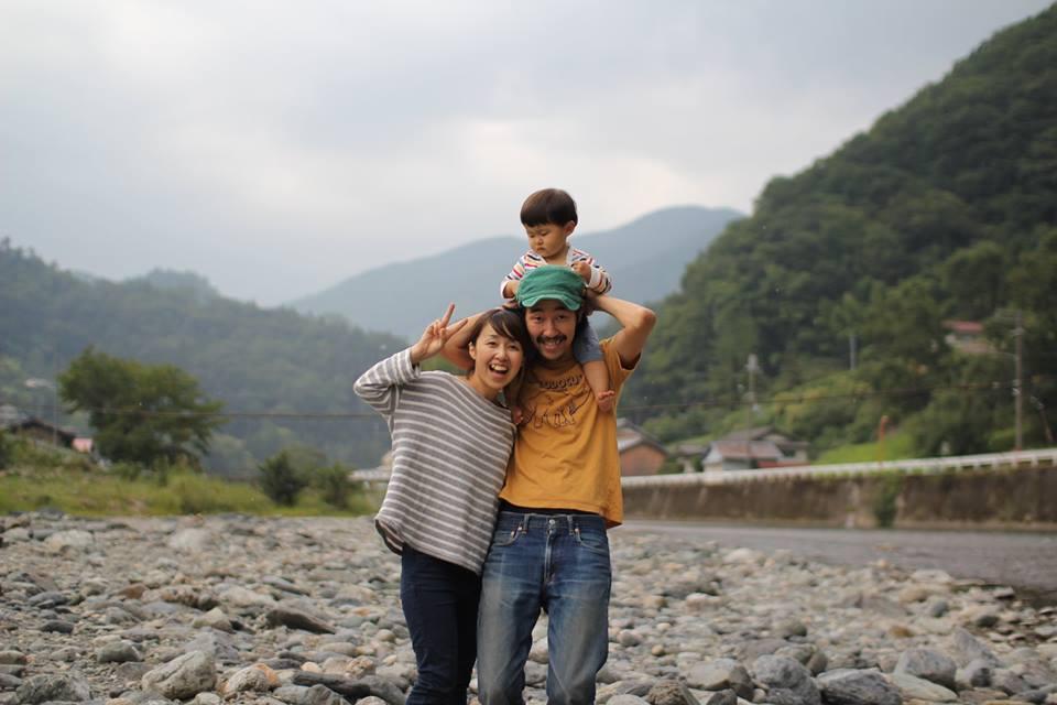 田舎暮らし|移住者のリアルボイス|菅野夫妻ポートレート