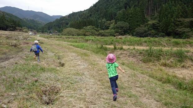 くるみっこ、岡山、美作、梶並、自主保育、保育、幼稚園、子育て、自然、遊び